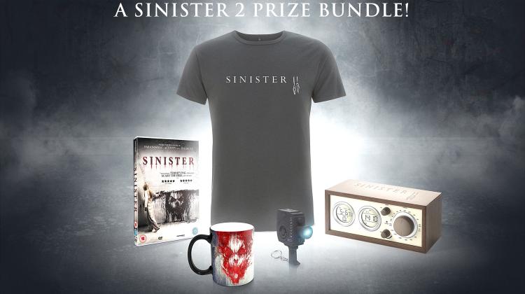 Sinister Prize Bundle