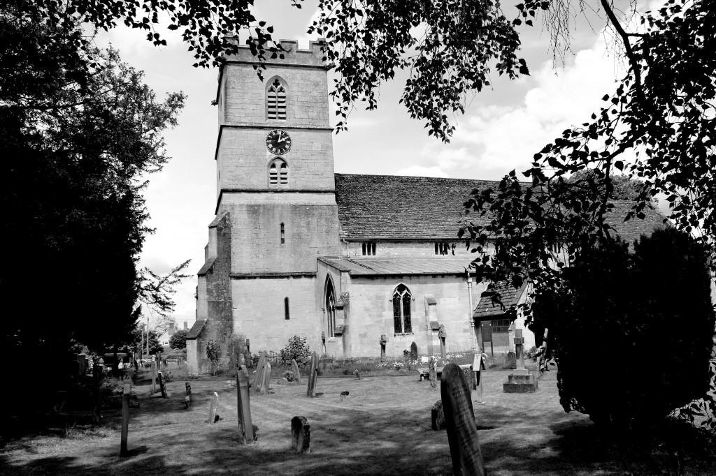 6 - Prestbury church